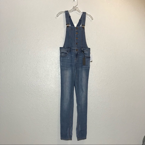New Blank NYC Jean Overalls